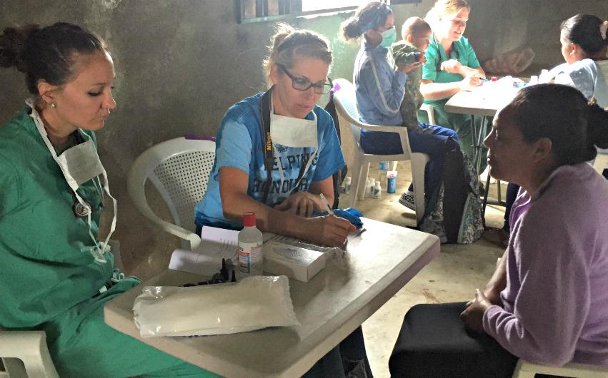 Honduras Medical Brigaides